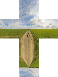 cubemap vertical cross